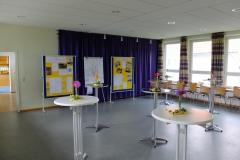 Auftaktort im Schulspielzentrum Binzwangen