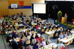 Festliche Abschlussfeier in Oberdachstetten