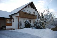 Haus in der Siedlung