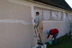 Renovierung der Aussegnungshalle