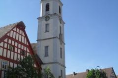 Kirche Binzwangen