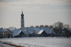 Binzwangen im Winter